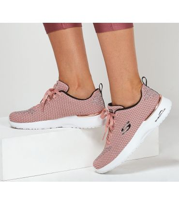 Zapatillas Skechers Skech-Air Dynamight Mujer Rosa