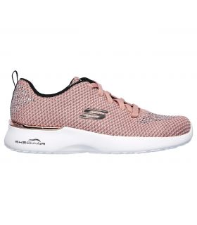 Zapatillas Skechers Skech-Air Dynamight Mujer Rosa