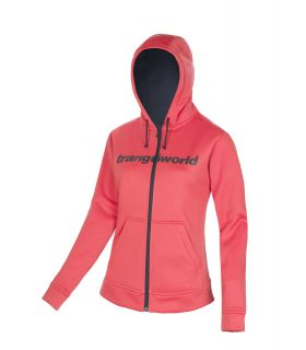 Sudadera Trangoworld Liena Mujer Cayenne Dress Blues