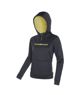 Sudadera Trangoworld Poppi Mujer Dress Blues Citronelle