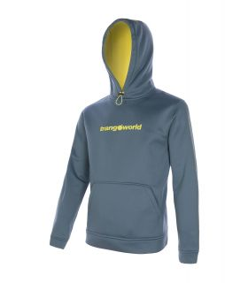 Sudadera Trangoworld Login Hombre Indian Teal Citronelle