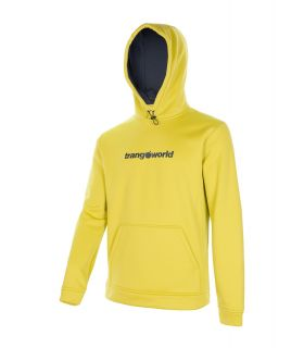 Sudadera Trangoworld Login Hombre Citronelle Indian Blues