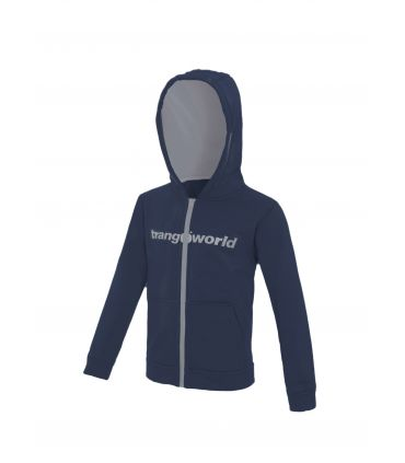 Sudadera Trangoworld Oby Niños Dress Blues Citronelle