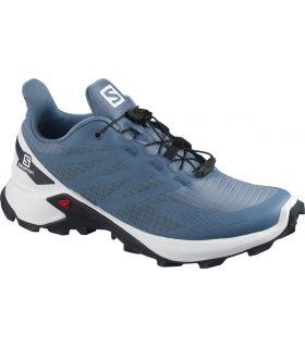 Zapatillas Salomon Supercross Mujer Copen Blue. Oferta y Comprar online