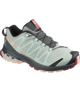 Zapatillas Salomon Xa Pro 3D V8 Mujer Aqua Gray