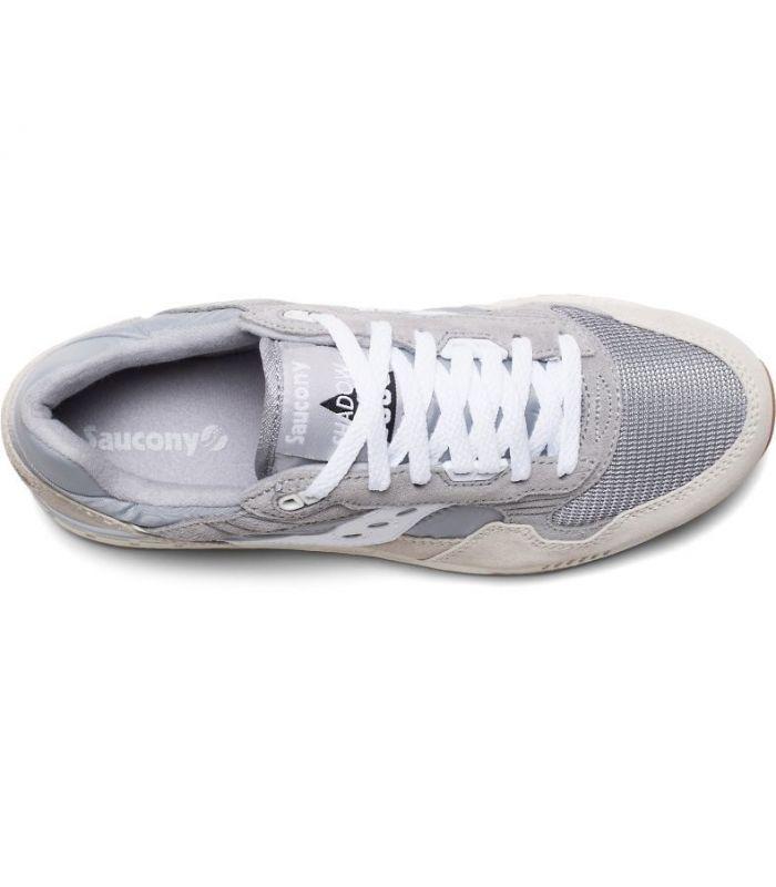 Compra online Zapatillas Saucony Shadow 5000 Hombre Grey White en oferta al mejor precio