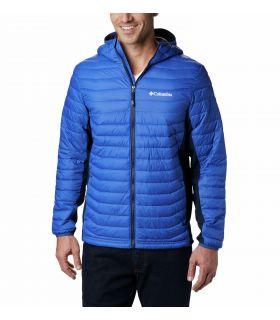Chaqueta Columbia Powder Pass™ Hombre Azul. Oferta y Comprar online