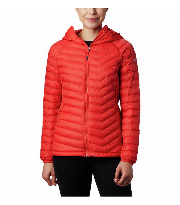 Compra online Chaqueta Columbia Powder Pass™ Mujer Bold Orange en oferta al mejor precio