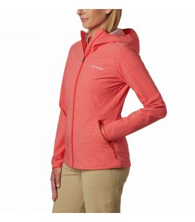 Chaqueta Columbia Heather Canyon Mujer Bold Orange. Oferta y Comprar online