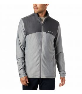 Chaqueta Columbia Max Trail Midlayer Fleece Hombre City Grey. Oferta y Comprar online