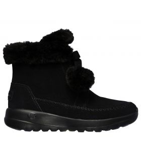 Botas Skechers On The Go Joy HIBERNATE Mujer Negro. Oferta y Comprar online