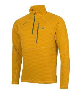Camiseta Ternua Momhil Hombre Honey. Oferta y Comprar online