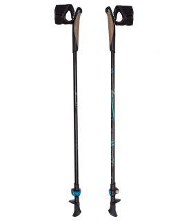 Bastones Ternua Walking Pole Black Duch Blue. Oferta y Comprar online