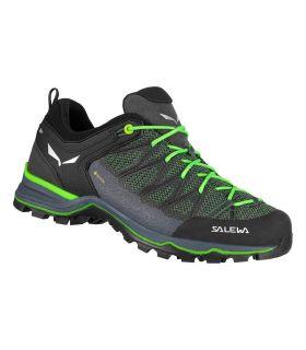 Zapatillas Salewa MS MTN Trainer Lite GTX Hombre Green