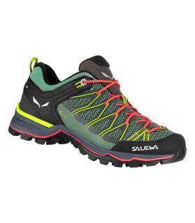 Zapatillas Salewa WS MTN Trainer Lite GTX Mujer Green