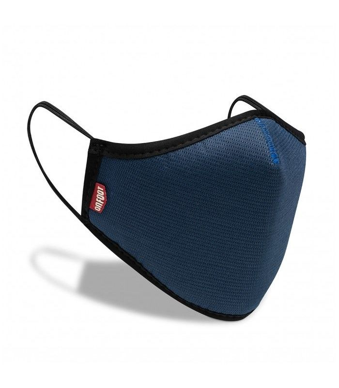 Compra online Mascarilla Onfoot Smartmask Azul en oferta al mejor precio