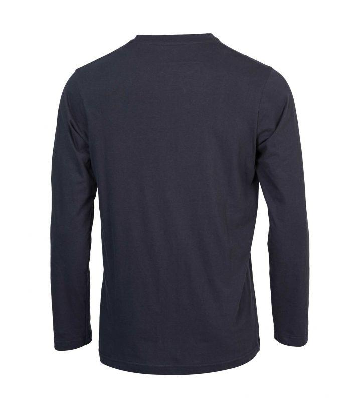 Camiseta Ternua Skorna Hombre Ombre Blue