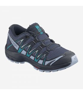 Zapatillas Salomon Xa Pro 3d J Niños Blue Indigo. Oferta y Comprar online