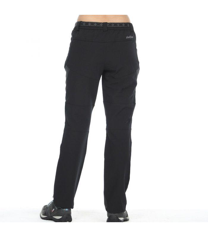Compra online Pantalones +8000 Zermatt 20I 005 Mujer Negro en oferta al mejor precio