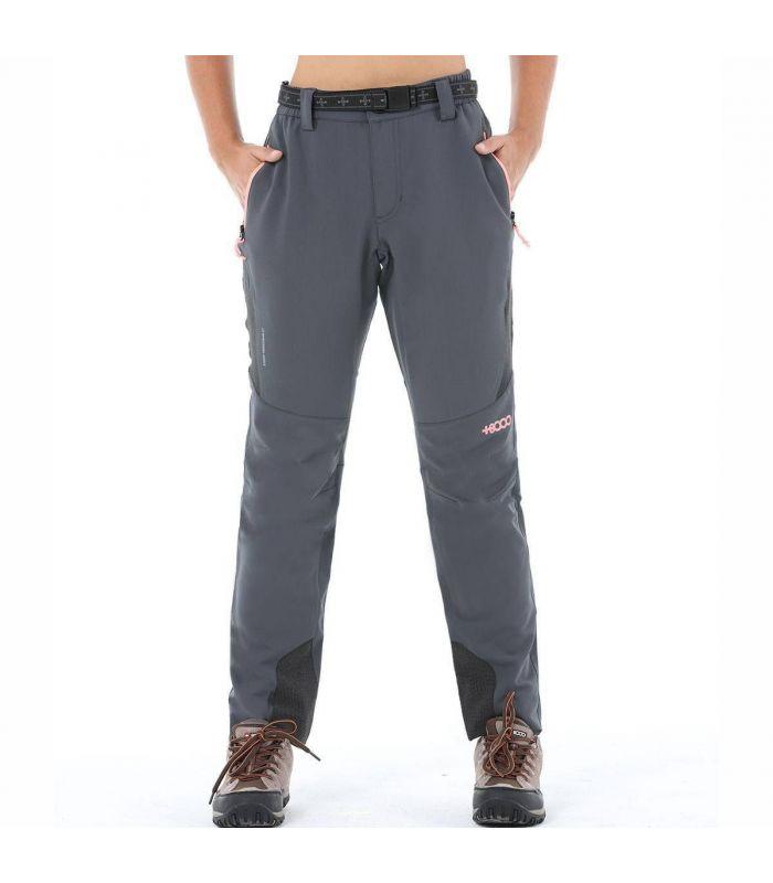 Compra online Pantalones +8000 Zermatt 20I 084 Mujer Antracita en oferta al mejor precio