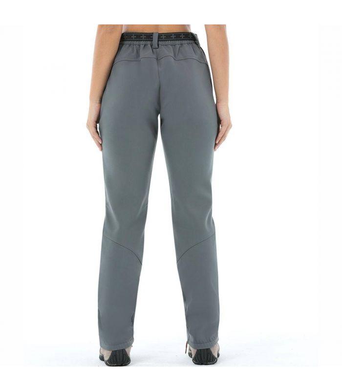 Compra online Pantalones +8000 Crestas 20I 084 Mujer Antracita en oferta al mejor precio