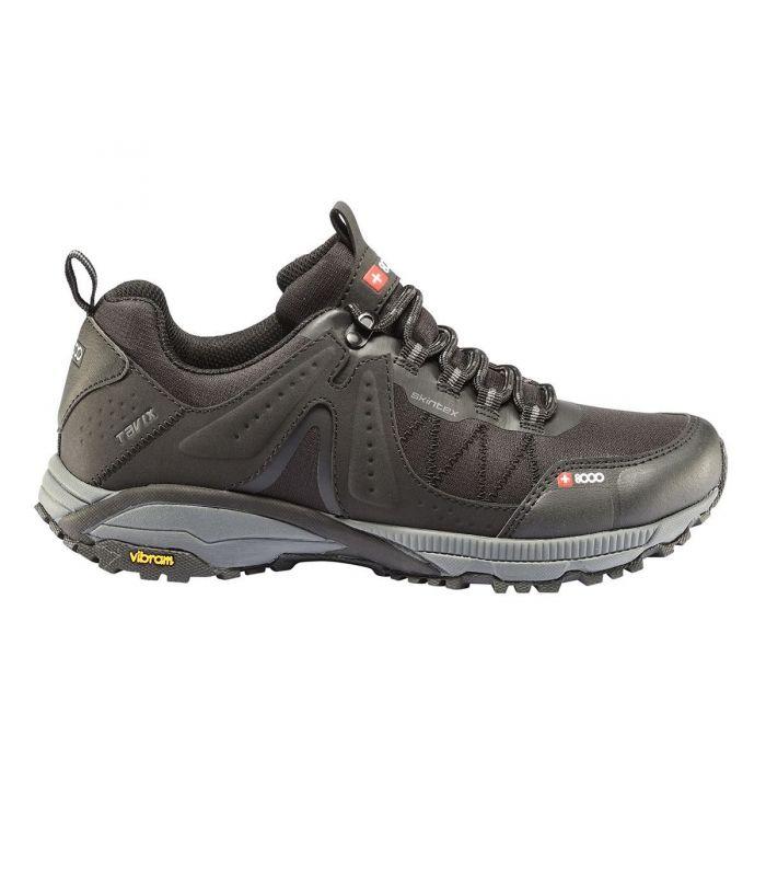 Compra online Zapatillas +8000 Tavix Hombre Negro en oferta al mejor precio