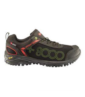 Zapatillas +8000 Tronin 20I Hombre Negro Verde. Oferta y Comprar online