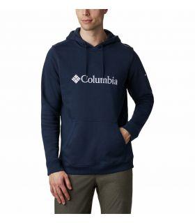 Sudadera Columbia CSC Basic Logo II Hoodie Hombre Collegiate Navy. Oferta y Comprar online