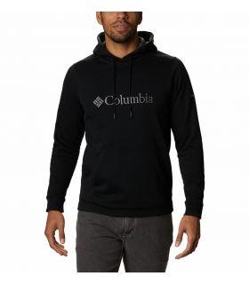 Sudadera Columbia CSC Basic Logo II Hoodie Hombre Black. Oferta y Comprar online