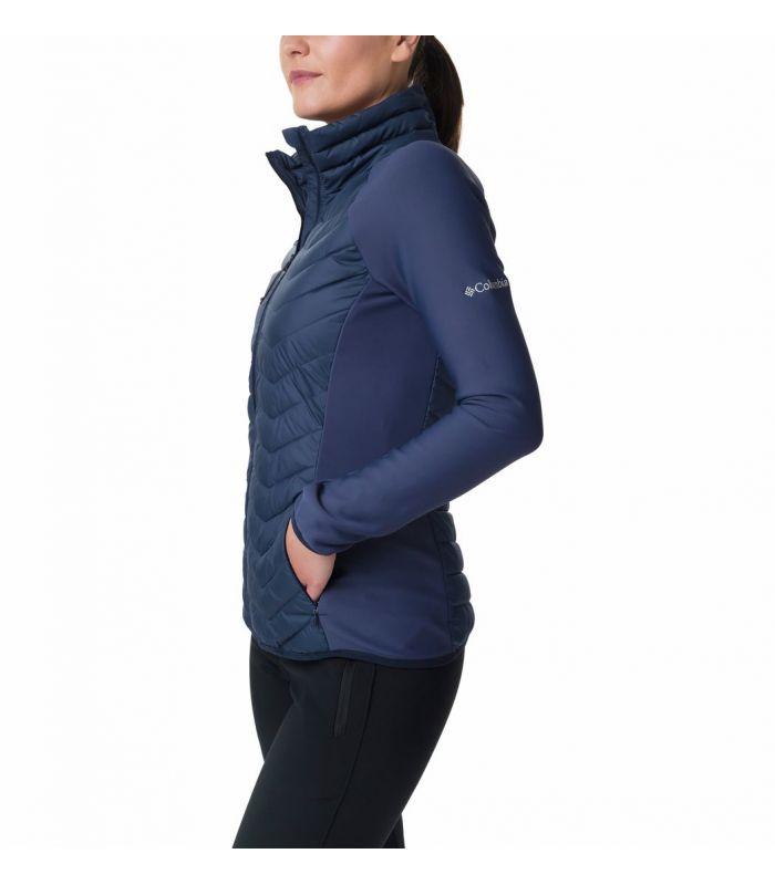 Compra online Chaqueta Columbia Powder Lite Fleece Mujer Nocturnal en oferta al mejor precio