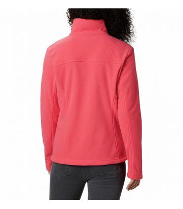 Chaqueta Columbia Fast Trek II Jacket Mujer Bright Geranium
