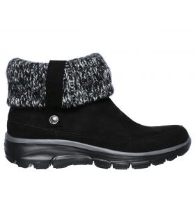 Botas Skechers Easy Going Heighten Mujer Negro. Oferta y Comprar online