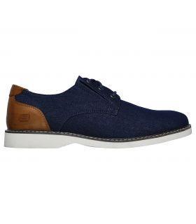 Zapato Skechers Parton Wilcon Hombre Denim