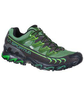 Zapatillas La Sportiva Ultra Raptor GTX Hombre Black Grass Green. Oferta y Comprar online