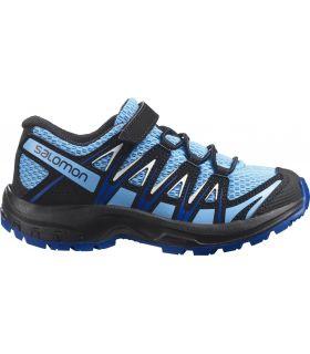Zapatillas Salomon Xa Pro 3d K Niños Ethereal Blue. Oferta y Comprar online