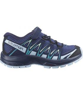 Zapatillas Salomon Xa Pro 3d K Niños Blue Indigo. Oferta y Comprar online