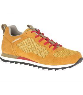 Zapatillas Merrell Alpine Sneaker Hombre Gold
