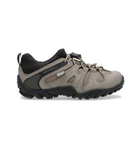 Zapatillas Merrell M Cham 8 Low Stretch Waterproof Niños Boulder. Oferta y Comprar online