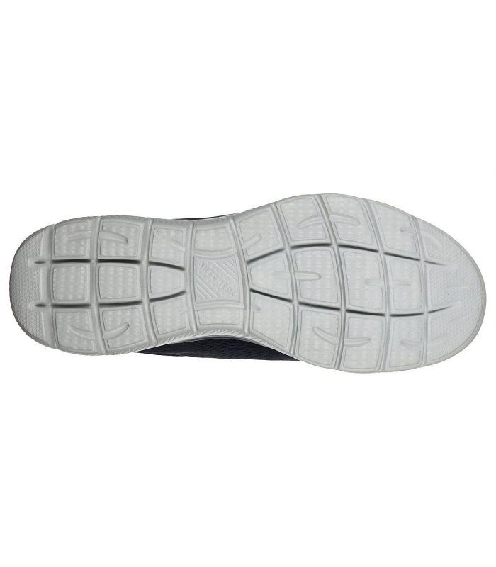 Compra online Zapatillas Skechers Summits Louvin Hombre Navy en oferta al mejor precio