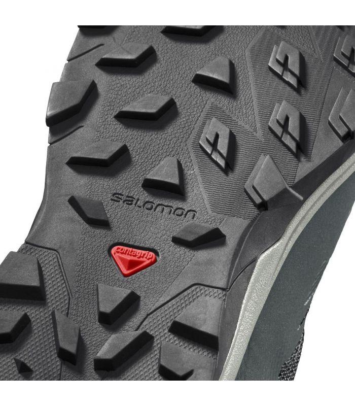 Compra online Botas Salomon Outline Mid GTX Hombre Green en oferta al mejor precio