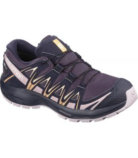 Zapatillas Salomon Xa Pro 3D CSWP J Niños Sweet Grape