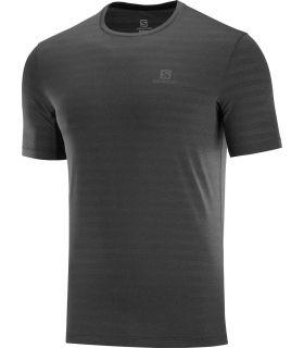 Camiseta Salomon XA Tee Hombre Black. Oferta y Comprar online
