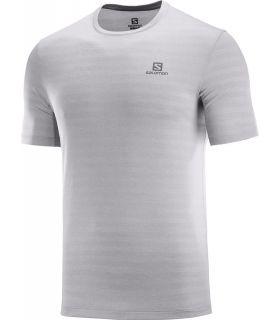 Camiseta Salomon XA Tee Hombre Alloy. Oferta y Comprar online