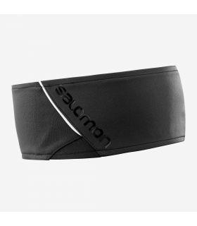 Banda Salomon RS Headband Black Shiny. Oferta y Comprar online