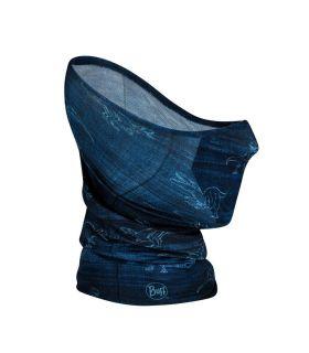 Tubular con filtro Buff Vilmos Blue Niños. Oferta y Comprar online