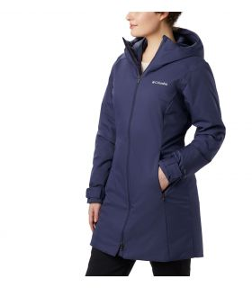 Chaqueta Columbia Autumn Rise™ Mid Mujer Nocturnal. Oferta y Comprar online
