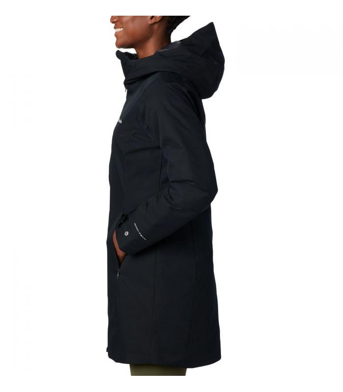 Compra online Chaqueta Columbia Autumn Rise™ Mid Mujer Negro en oferta al mejor precio