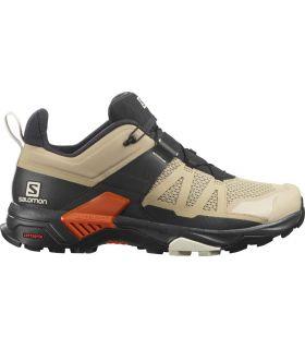 Zapatillas Salomon X Ultra 4 Hombre Safari. Oferta y Comprar online