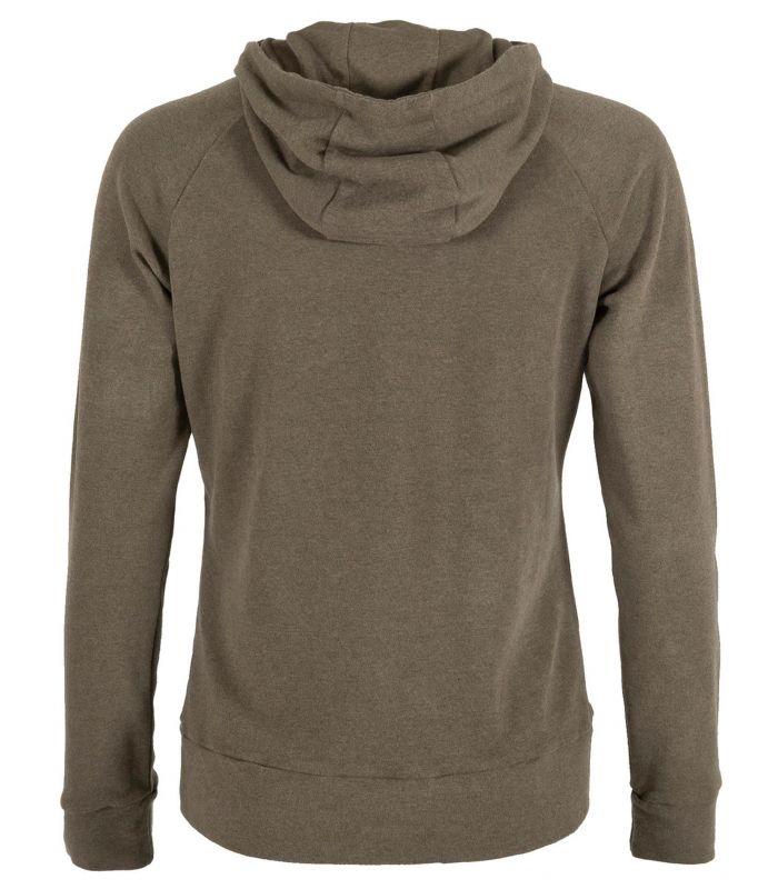 Sudadera Ternua Nutcycle Sweatshirt Mujer Nut