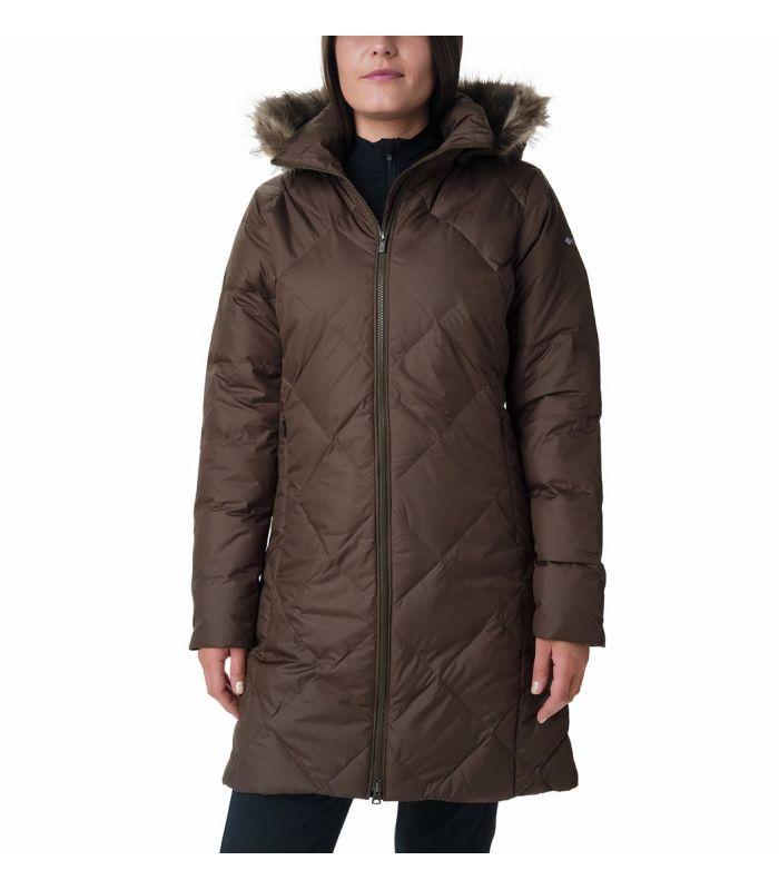 Compra online Chaqueta Columbia Icy Heights™ II Mujer Olive Green en oferta al mejor precio